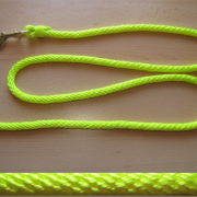 Neon Yellow Horse Lead Rope