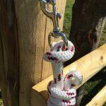 Idolo Fleck Horse Lead Rope & Clip